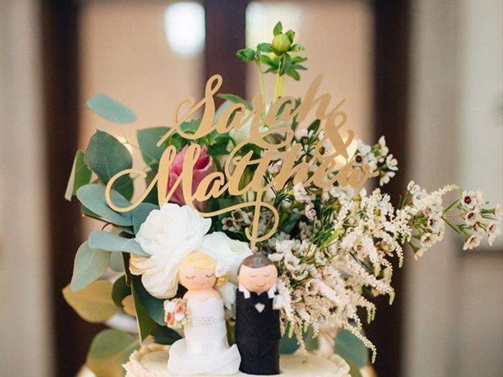 Tmx 1500934338677 14721576101544351904456313943017536726572142n Orlando, Florida wedding cake