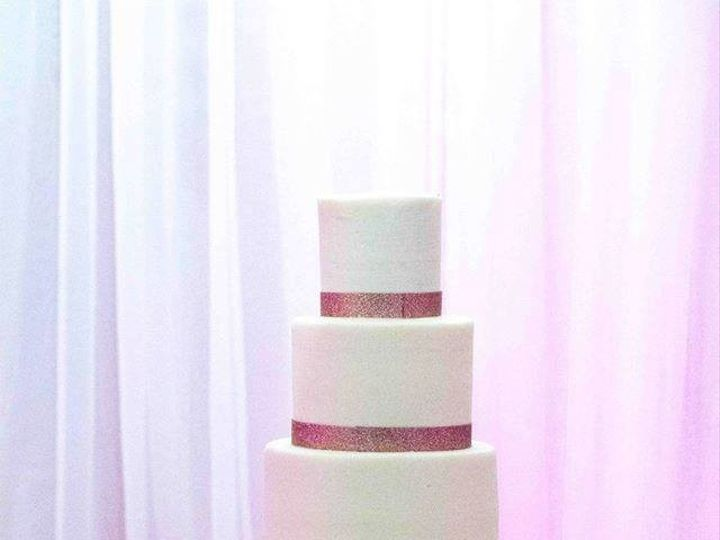 Tmx 1500934345445 14670647101544351901956313023651541818793551n Orlando, Florida wedding cake