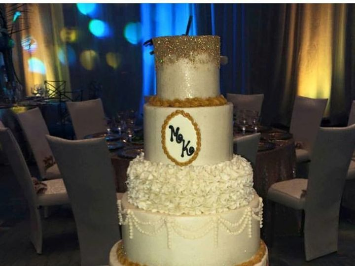 Tmx 1500935459910 1467091310154435190840631529224417661913512n Orlando, Florida wedding cake