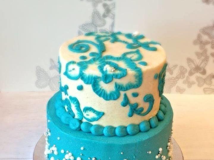 Tmx 1500935494926 14657300101544351881956314330051229270284130n Orlando, Florida wedding cake