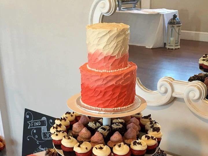 Tmx 1501069627423 14705658101544351925306314863205153497381505n Orlando, Florida wedding cake