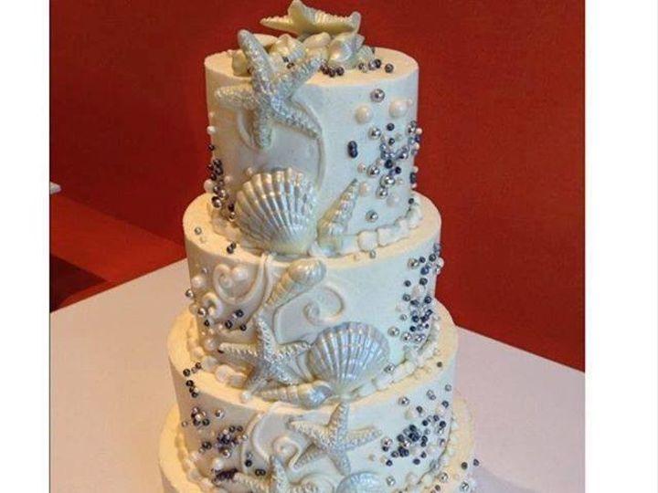 Tmx 1502674222423 14568160101544351853756316743111110773509380n Orlando, Florida wedding cake