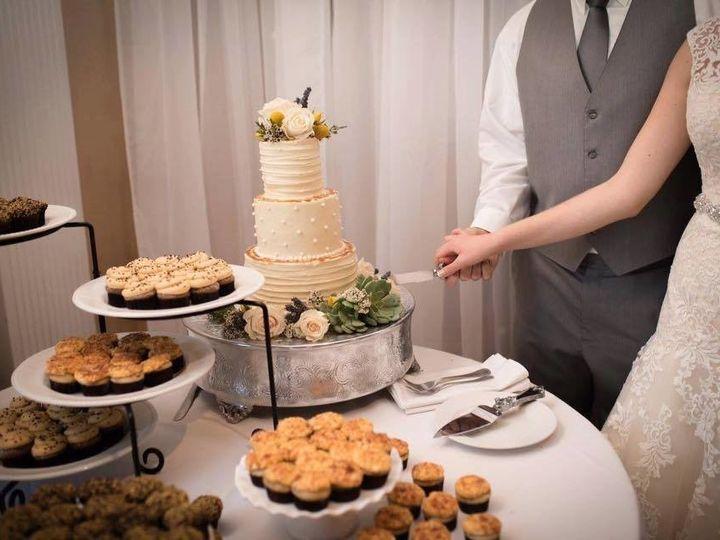 Tmx 1502674254117 14611074101544383086756314931520921905298n Orlando, Florida wedding cake