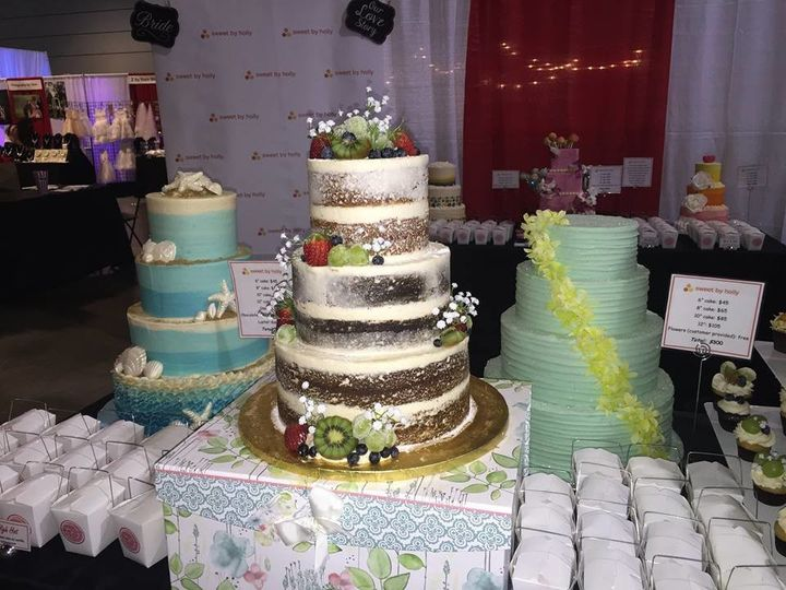 Tmx 1502674298398 14670726101544351848756314010756620367287871n Orlando, Florida wedding cake