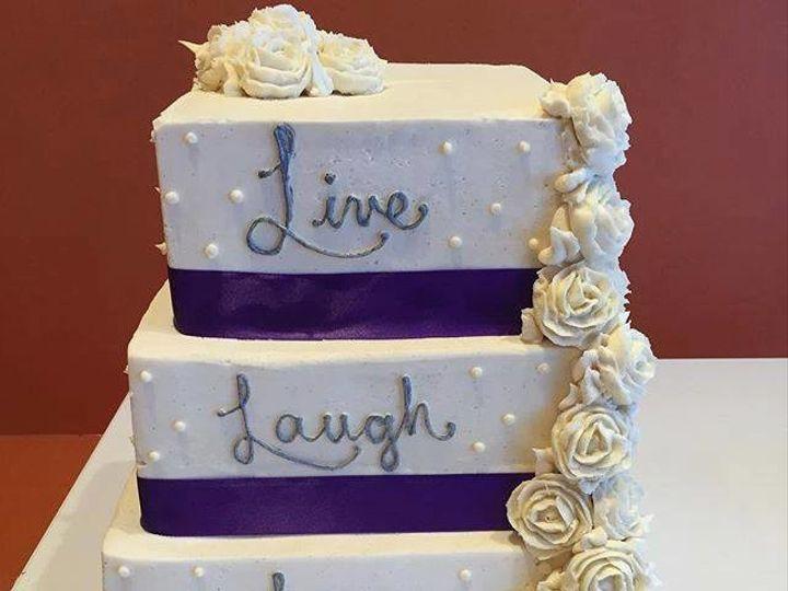 Tmx 1502674374188 14721484101544351899406319100467802226570197n Orlando, Florida wedding cake