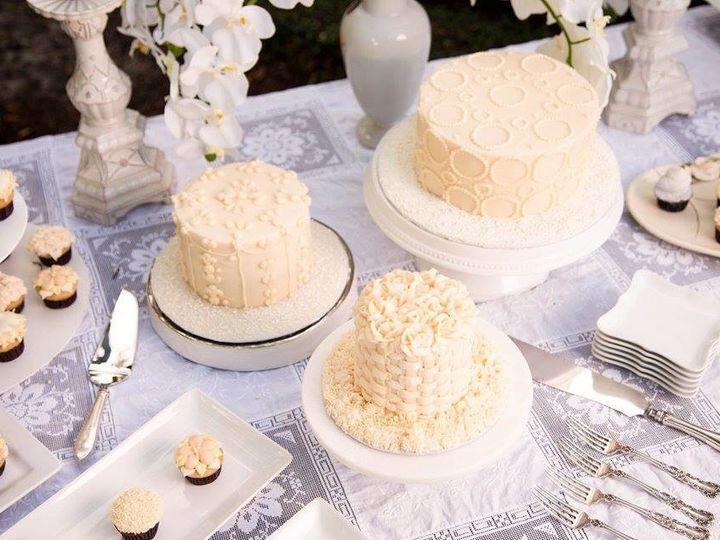 Tmx 1502674394056 14721636101544351868156316623100812514585220n Orlando, Florida wedding cake