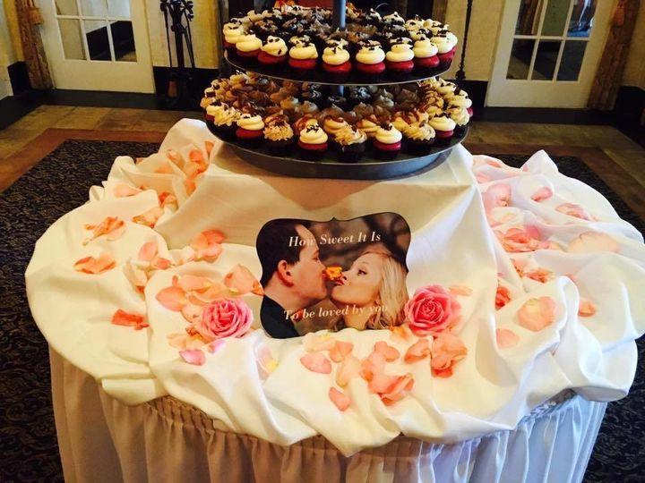 Tmx 1502674416505 14724413101544383083906317897236406875765293n Orlando, Florida wedding cake