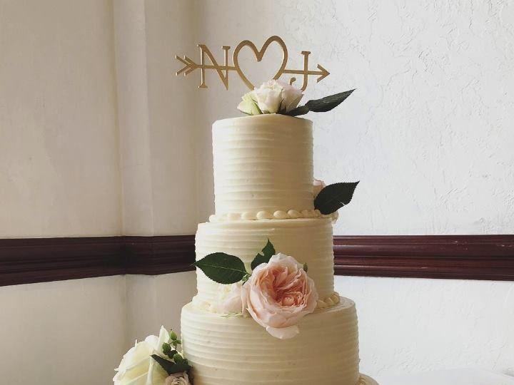 Tmx 1502674440437 1473122810154435193925631942208154113140095n Orlando, Florida wedding cake