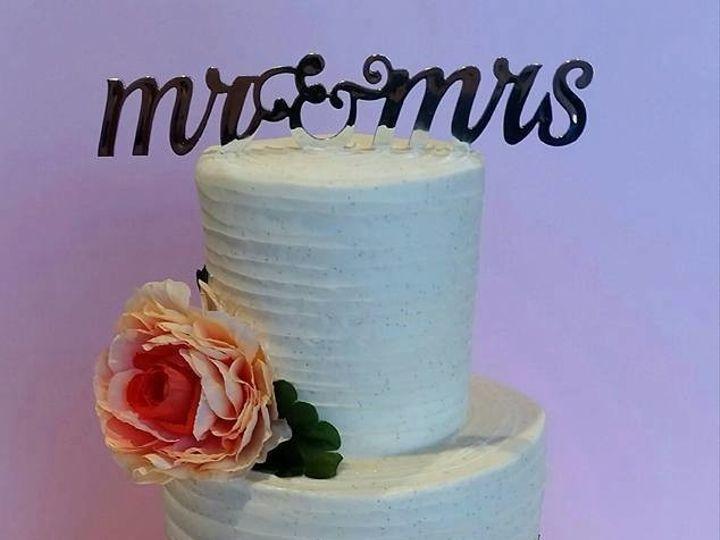 Tmx 1502674448697 15940434101547238224206311310855062654908552n Orlando, Florida wedding cake
