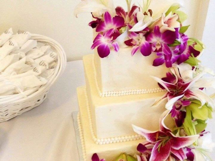 Tmx 1502674457302 16114018101547510718806316569256765227126164n Orlando, Florida wedding cake