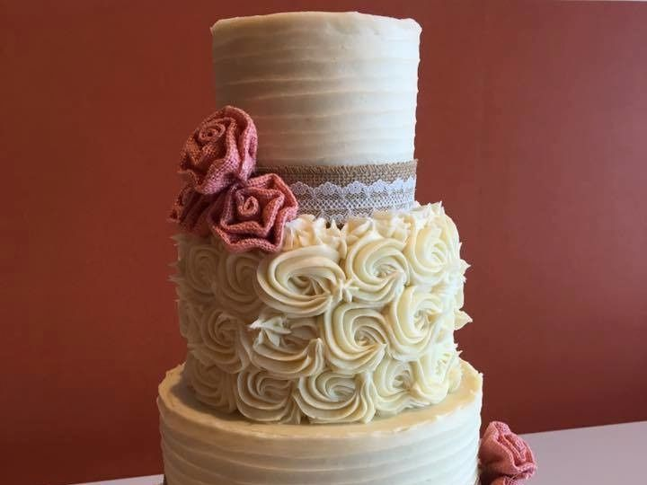 Tmx 1502674467953 18057838101550364450406316572886926062368264n Orlando, Florida wedding cake