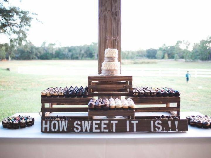 Tmx 1502674474459 18342211101551031579356311539651625036290244n Orlando, Florida wedding cake