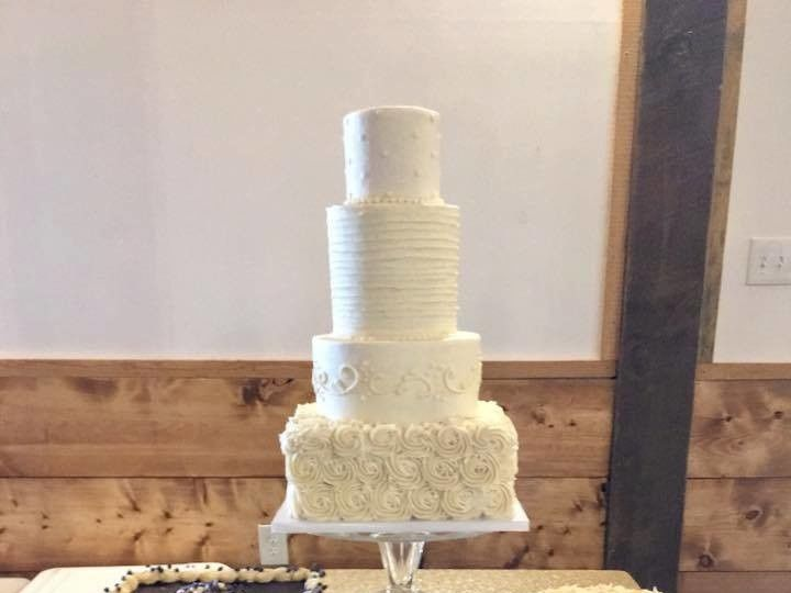Tmx 1502674490130 1840291210155103148655631710193207587327678n Orlando, Florida wedding cake