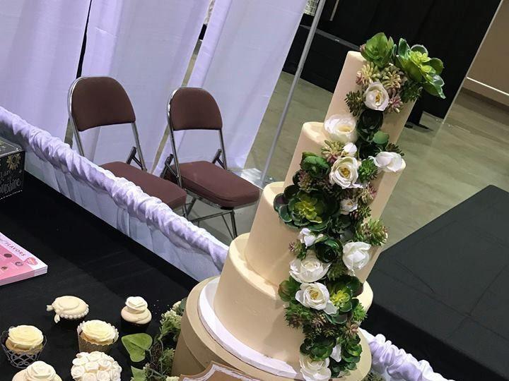 Tmx 1502674498982 18922114101551811305606313904927941719540849n Orlando, Florida wedding cake