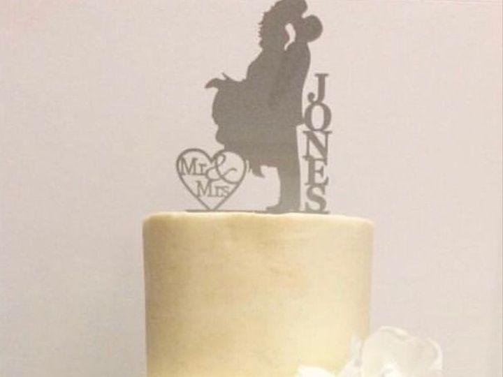 Tmx 1516127859 7ef6ee47dfbcd30b 1516127858 A1e0dc14621c9eec 1516127860888 1 FullSizeRender.jpg Orlando, Florida wedding cake