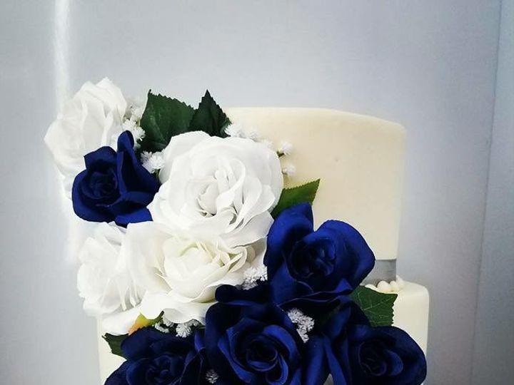 Tmx 1516131556 Ace4eade33c6513e 1516131554 Fcc195fee30d8f89 1516131553590 2 IMG 3931 Orlando, Florida wedding cake