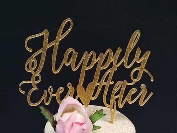 Tmx 1516131614 B6e91f9c5cca396a 1516131613 36eb472a16d47adc 1516131612886 6 IMG 3933 Orlando, Florida wedding cake