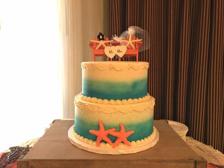 Tmx 1516131640 Bdd1fa96adc22cf8 1516131639 6fe1d27708e425af 1516131636547 10 IMG 3940 Orlando, Florida wedding cake