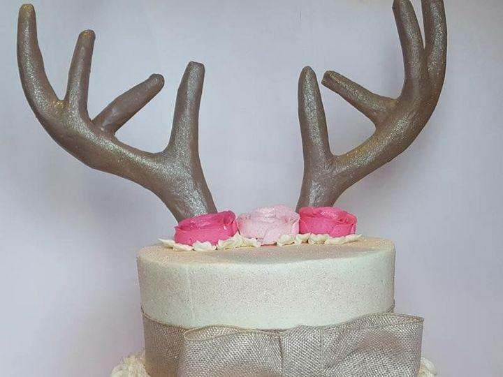 Tmx 1516131659 8975e9a620b4e785 1516131658 E0c180ba887a7353 1516131658015 13 IMG 3954 Orlando, Florida wedding cake