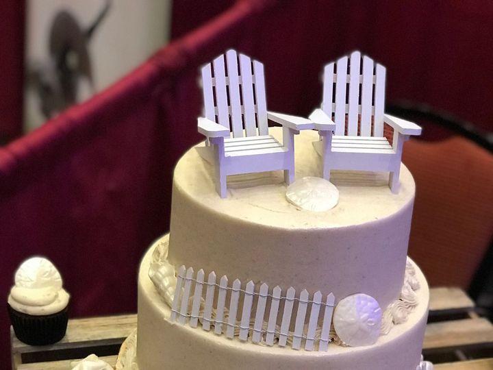 Tmx 1528030914 25102444cba892a3 1528030912 C094a93bcab9ad31 1528030904668 4 IMG 4658 Orlando, Florida wedding cake