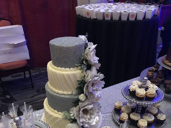 Tmx 1528030914 Ea3a04e531d517cf 1528030911 5ef3000a0c4a8f66 1528030904666 2 IMG 4657 Orlando, Florida wedding cake