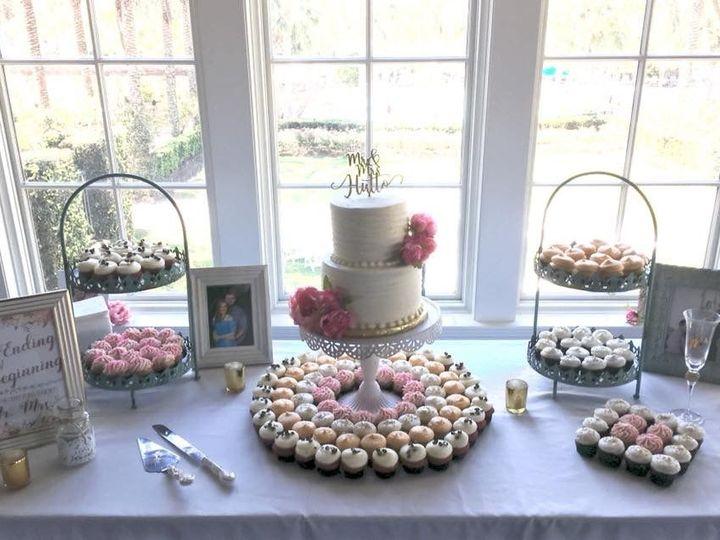 Tmx 1528030949 Ee1b1ca25503fcac 1528030948 023ce097e4ac8b5f 1528030948200 5 IMG 4807 Orlando, Florida wedding cake