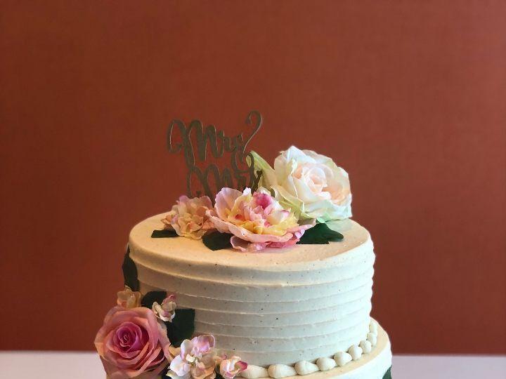 Tmx 1534346032 4bb5b382ee5e647c 1534346029 32148bcf6e257733 1534346036536 2 IMG 1385 Orlando, Florida wedding cake