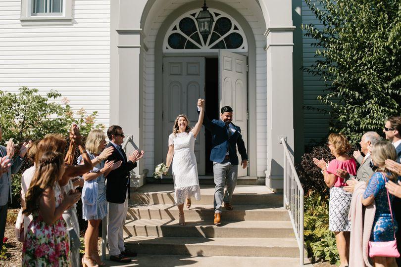 Harbor Springs ceremony