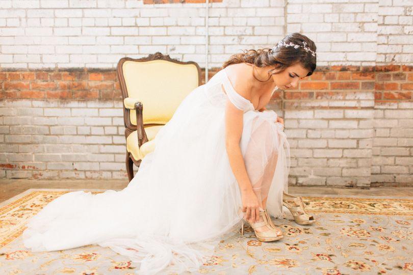 Ready for the wedding | J. Christina Photography