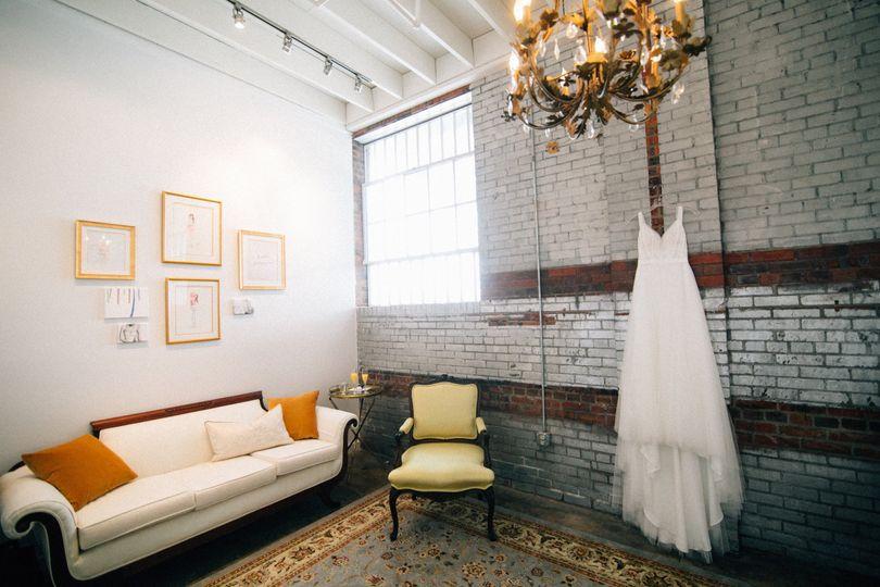 Wedding dress | J. Christina Photography