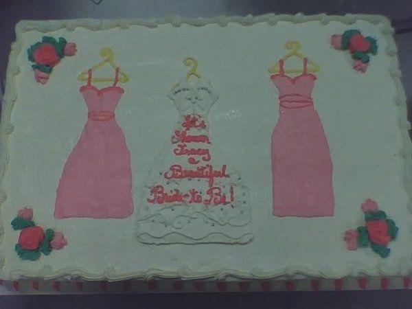 Tmx 1256215550637 BridalShowera Thorndale, Pennsylvania wedding cake