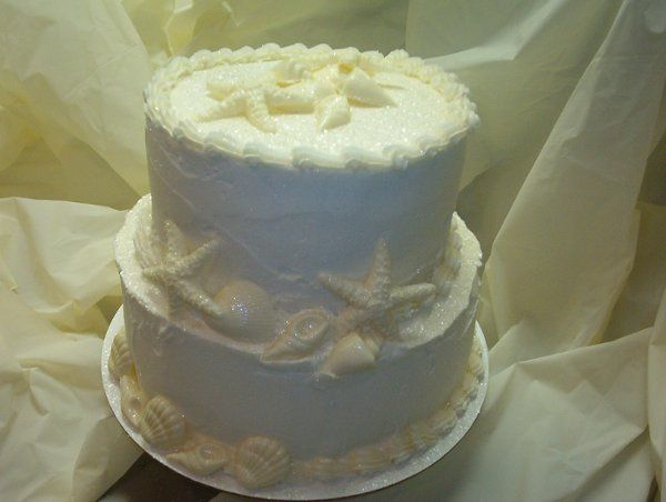 Tmx 1256215557840 Bridalshowershells Thorndale, Pennsylvania wedding cake