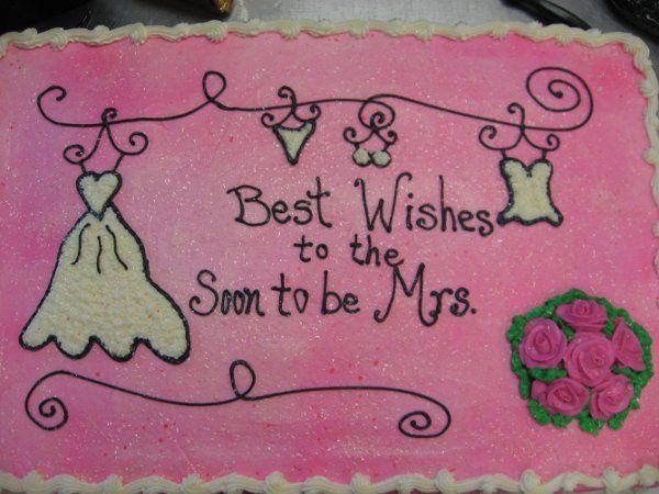 Tmx 1256215561434 BridalShower Thorndale, Pennsylvania wedding cake