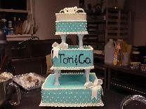Tmx 1256215565590 Sweet16 Thorndale, Pennsylvania wedding cake