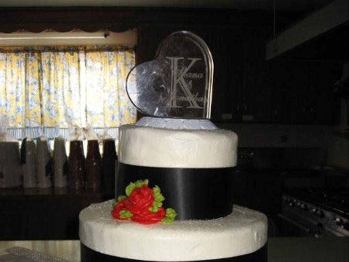 Tmx 1256215660309 Weddingza Thorndale, Pennsylvania wedding cake