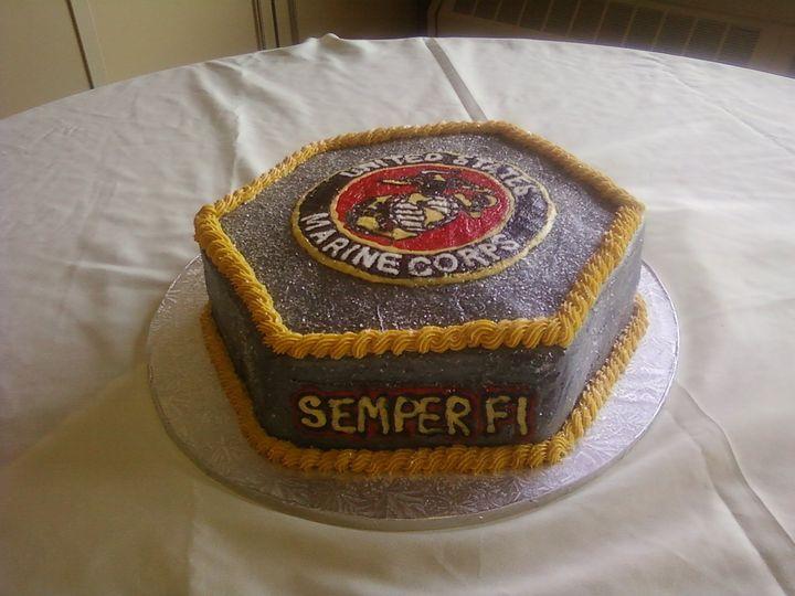 Tmx Grooms Cake 51 170142 Thorndale, Pennsylvania wedding cake