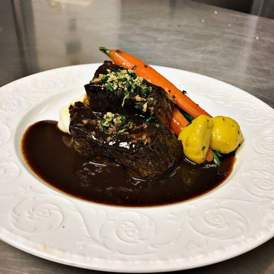 Braised Beef Short RIbs