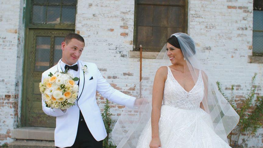 Decatur Catholic Wedding