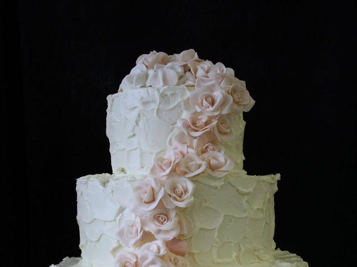 Tmx 1359494033146 Ombreroses Westport wedding cake