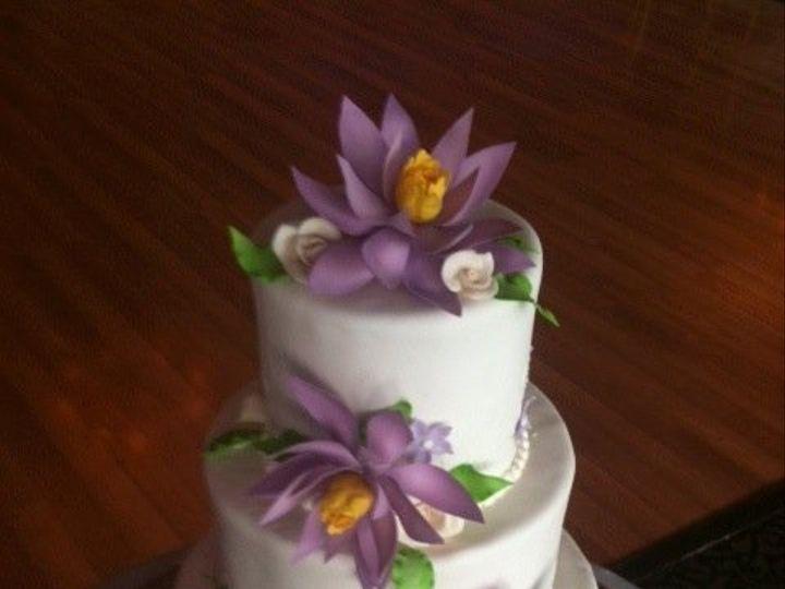 Tmx 1359494141542 Lotus Westport wedding cake