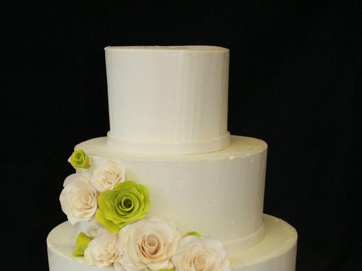 Tmx 1359494550529 Rosebunch Westport wedding cake