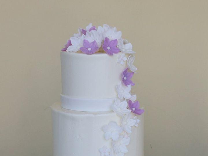 Tmx 1359494761592 Weddinglavender2 Westport wedding cake