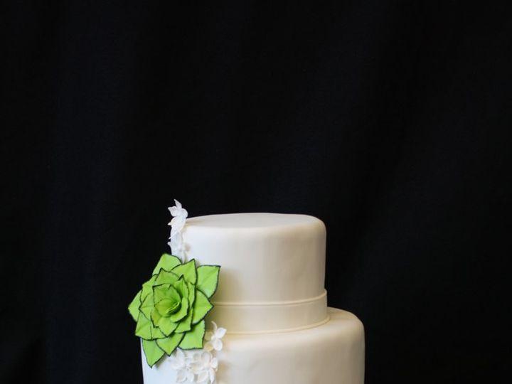 Tmx 1359495546827 Greenflowerwedding Westport wedding cake