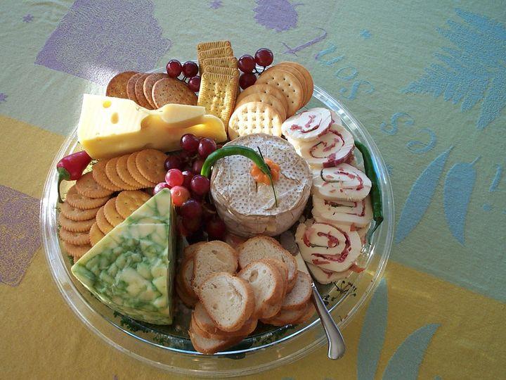 Tmx 1469989168687 Gourmet Cheese Display 2 Virginia Beach, VA wedding catering