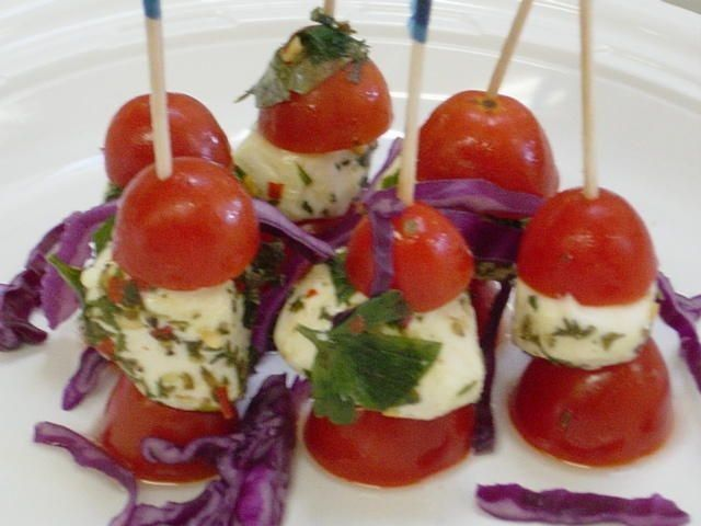Tmx 1469989225905 Grape Tomatos And Mozzarella Virginia Beach, VA wedding catering