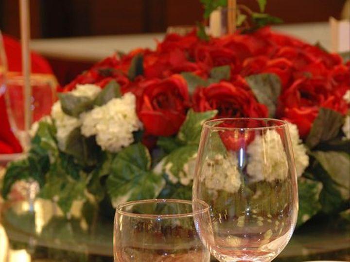 Tmx 1357927529924 Redweddingnapkin Monsey wedding eventproduction