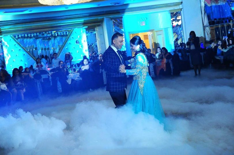 dancing on a cloud queens ny wedding venue woodhav