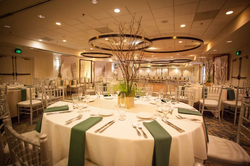 Banquet hall | Hall Creations Photography