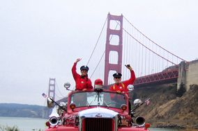 S F Fire Engine Tours