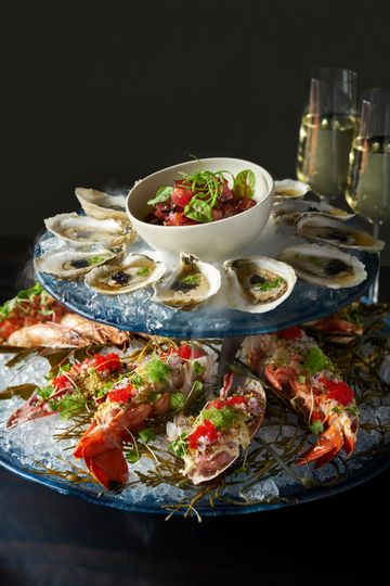 Seafood Tower - The Darcy